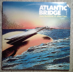 sealed Celtic LP Atlantic Bridge Jane Rothfield Allan Carr fiddle mandolin banjo