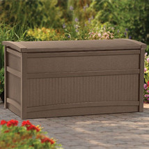 Suncast 50 Gallon Deck Box (model DB5000B) - $109.89