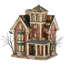 Department 56 - Ghastly's Haunted Villa - Halloween Village - €121,71 EUR