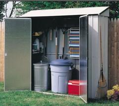 Arrow 7x2 Storage Locker Backyard Storage Shed (CL72) - $418.82