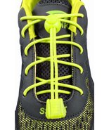 BEST Premium Durable Lock Elastic Shoe Laces  Trim To Fit Any Shoe - Per... - $20.97