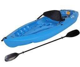 Lifetime Monterey 8' Sit-on-top, Kayak Soft Back Rest- Blue (90470) - $345.95