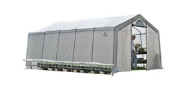ShelterLogic, 12 ft. x 20 ft. x 8 ft GrowIt Greenhouse-In-A-Box (model 7... - $635.95