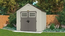 Suncast Sheds 378 CU. FT. TREMONT 8 X 7 STORAGE SHED (BMS8700) - $1,199.79