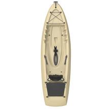 Hydros Angler w/ Paddle 8'5 Sit-on-top, Kayak Hard Backrest- Sandstone (... - $449.95