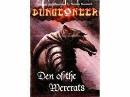 Atlas Dungeoneer: Den of the Wererats (English 1st ed) (2004) - MINT - $20.00