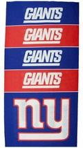 New York Giants Superdana Gaiter Neck SCARF/FACE Covering New & Licensed - $12.55