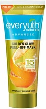 Everyuth Naturals Advanced Golden Glow Peel-off Mask, 50gm (Pack of 1) - $9.40