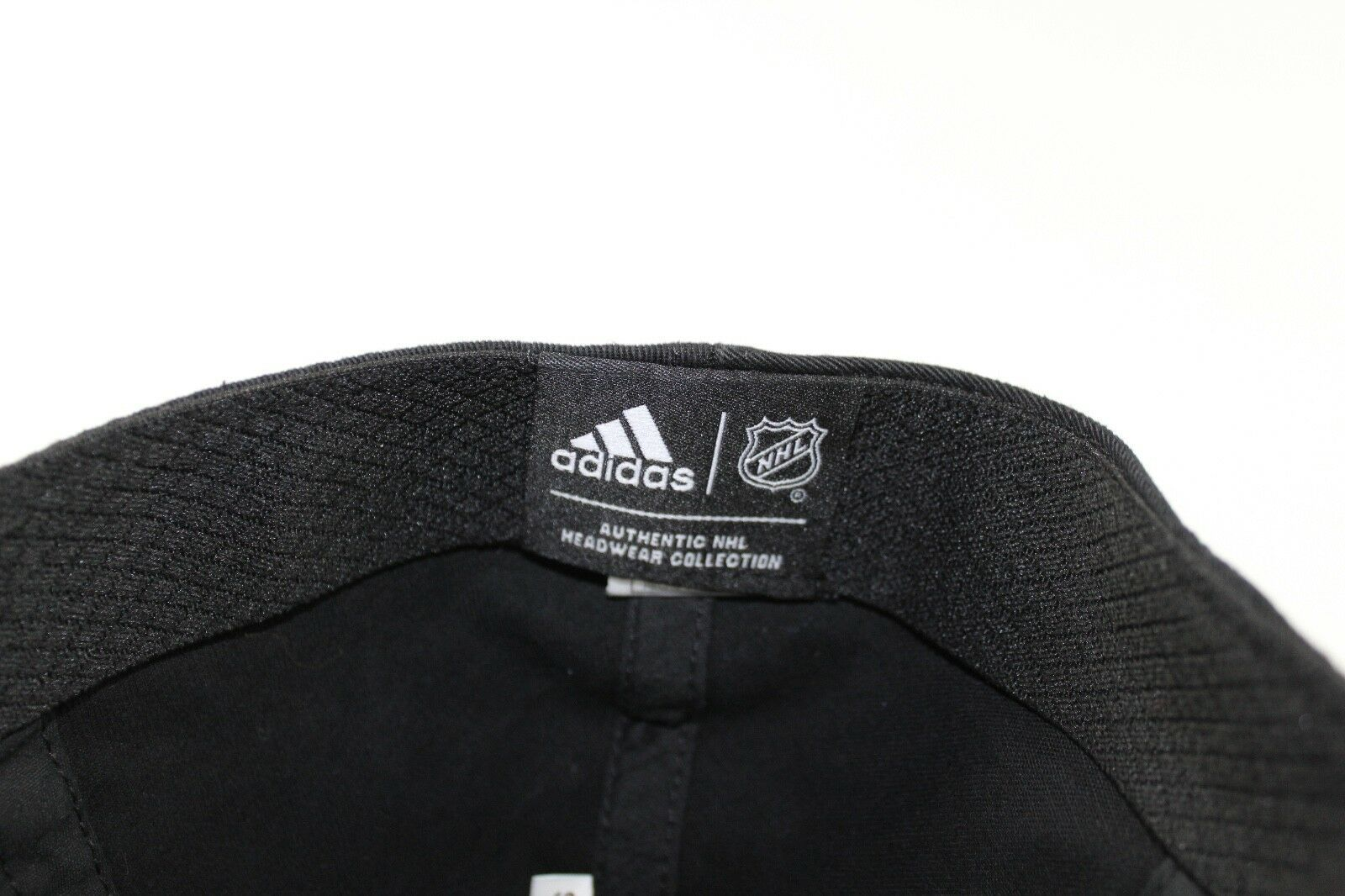 New Sample ADIDAS Pittsburgh Penguins Hockey S/M Fitted Cotton Dad Hat Cap Black