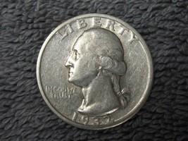 1932 S KEY DATE WASHINGTON QUARTER-DECENT SPECIMEN-FREE SHIP - $187.11