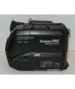 JVC GR-AX2 Compact Vhs Video Movie Camera Camcorder PARTS OR REPAIR - $49.50