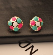 Fresh Colorful Sweet Candy Women's Party Earrings - $8.99