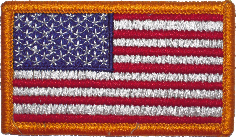 Military Uniform Flag 86