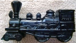VINTAGE AVON BLACK CHOO CHOO TRAIN AFTER SHAVE BOTTLE EMPTY - $34.99