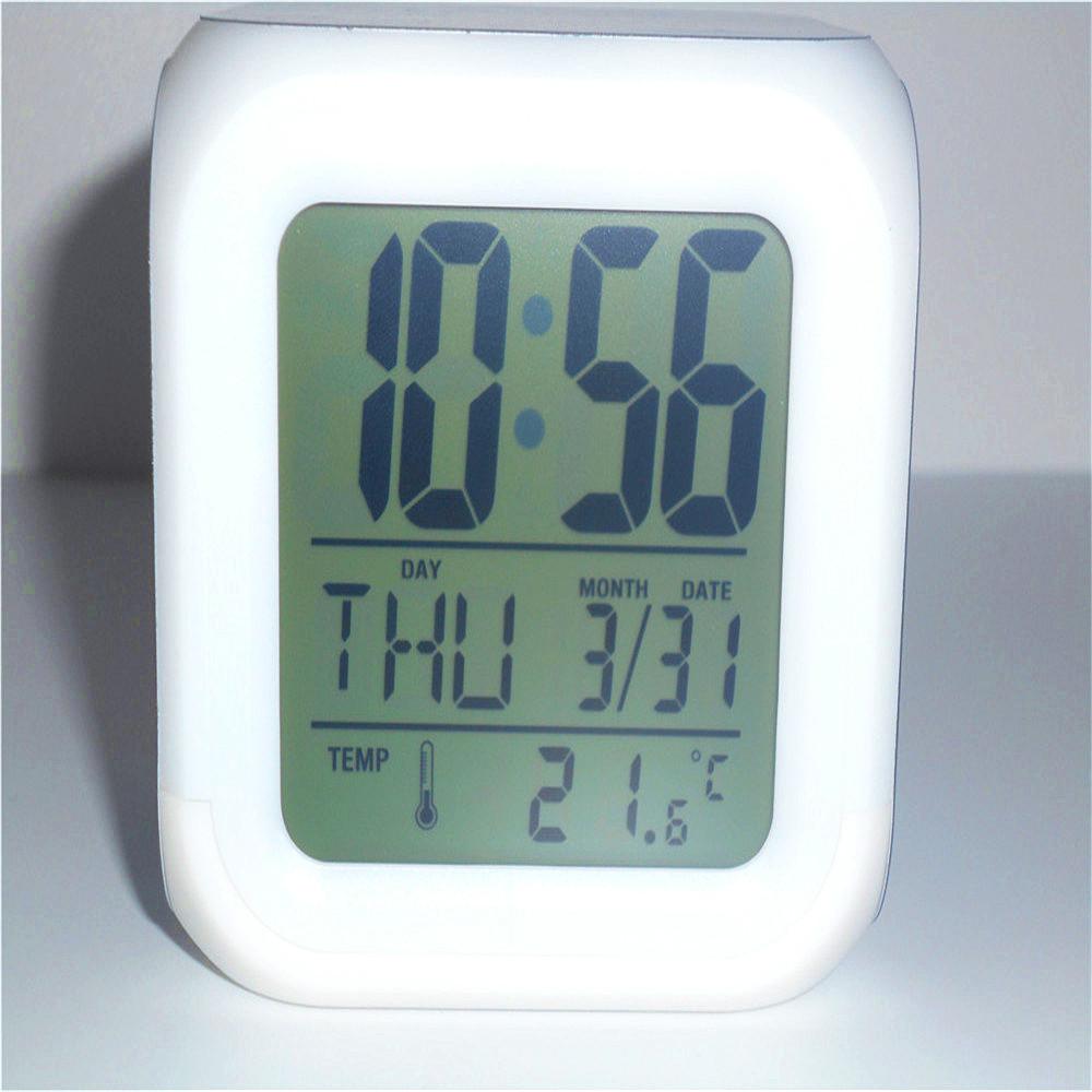 New Led Alarm Clock For Kids Yuyu Hakusho Creative Desk
