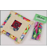 "Kaleidoscope 11"" QSnap Replacement Clamps Pair cross stitch needlework - $12.50"