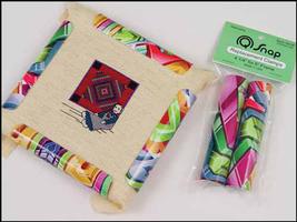 "Kaleidoscope 6"" QSnap Replacement Clamps Pair cross stitch needlework - $8.50"