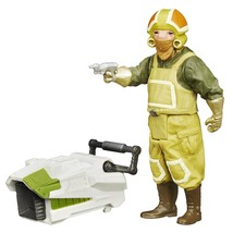 Star Wars The Force Awakens 3.75-Inch Figure Forest Mission Goss Toowers - $8.29