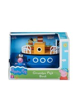 Peppa Pig Vehicle - Grandpa's Boat - $19.49