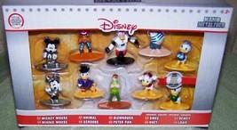 Nano Metalfigs Disney 10 Pack Miniature Diecast Figures New - $9.88