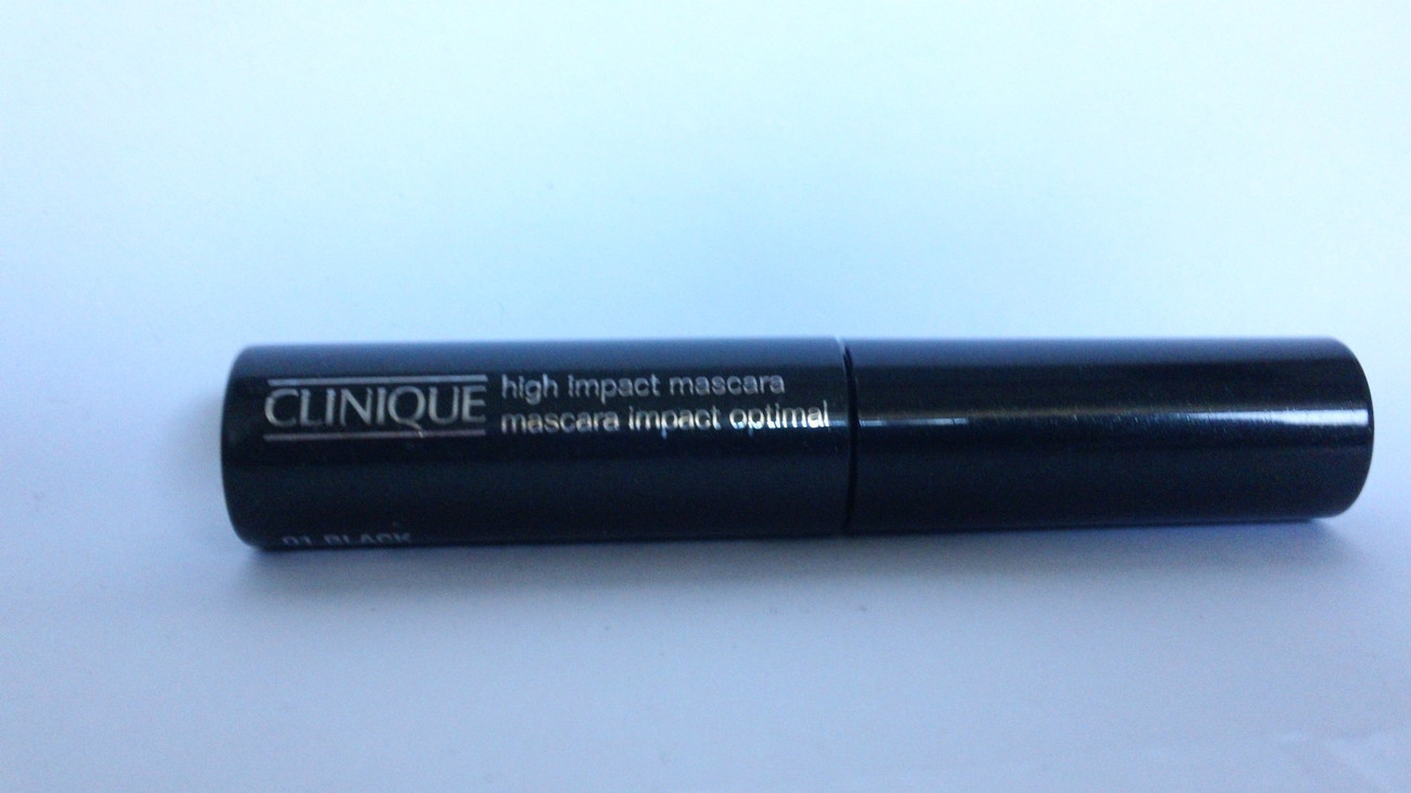 Primary image for Clinique High Impact Mascara 01 Black travel size