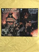 Complete set of 2 Batman League of Batmen (2001) #1 2 NM Near Mint - $14.85