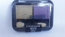 Jordana 2 Color Eyeshadow Duo ES 35 Oro Violet - $5.09