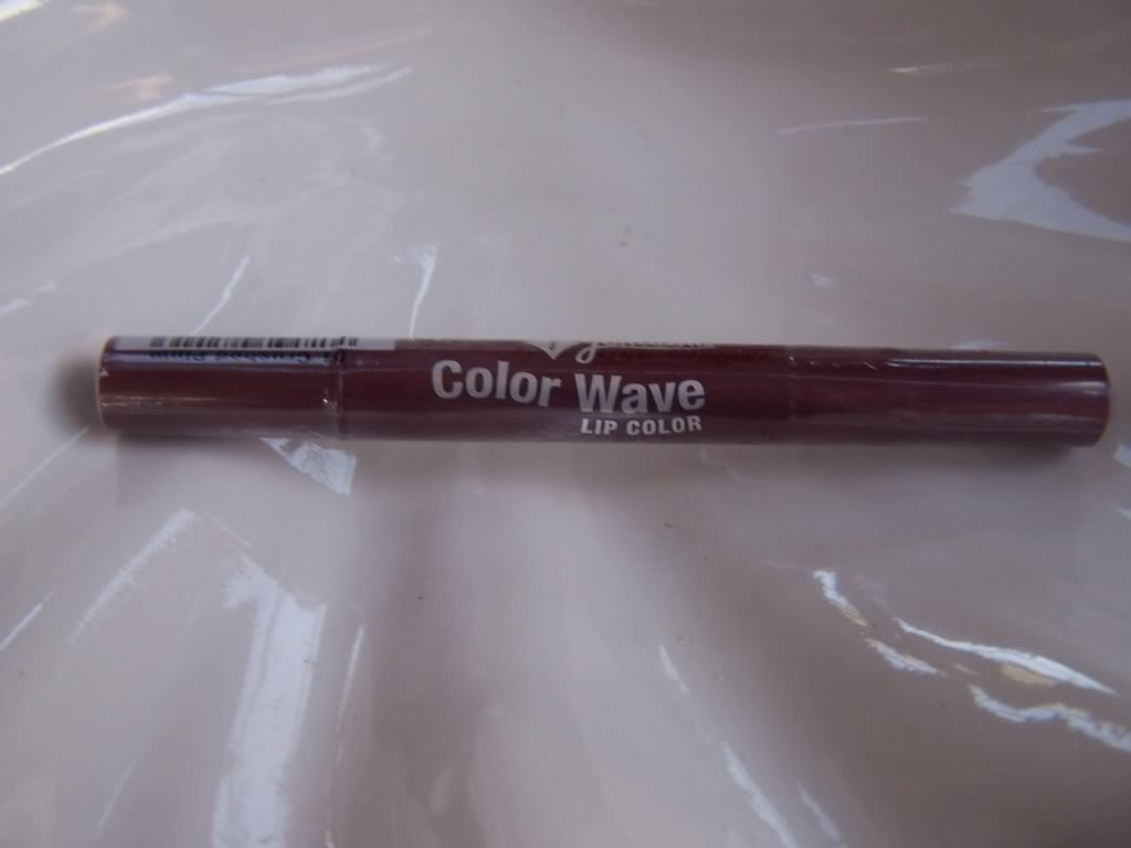 Jordana Color Wave Lip Color Lipstick 01 Crushed Plum