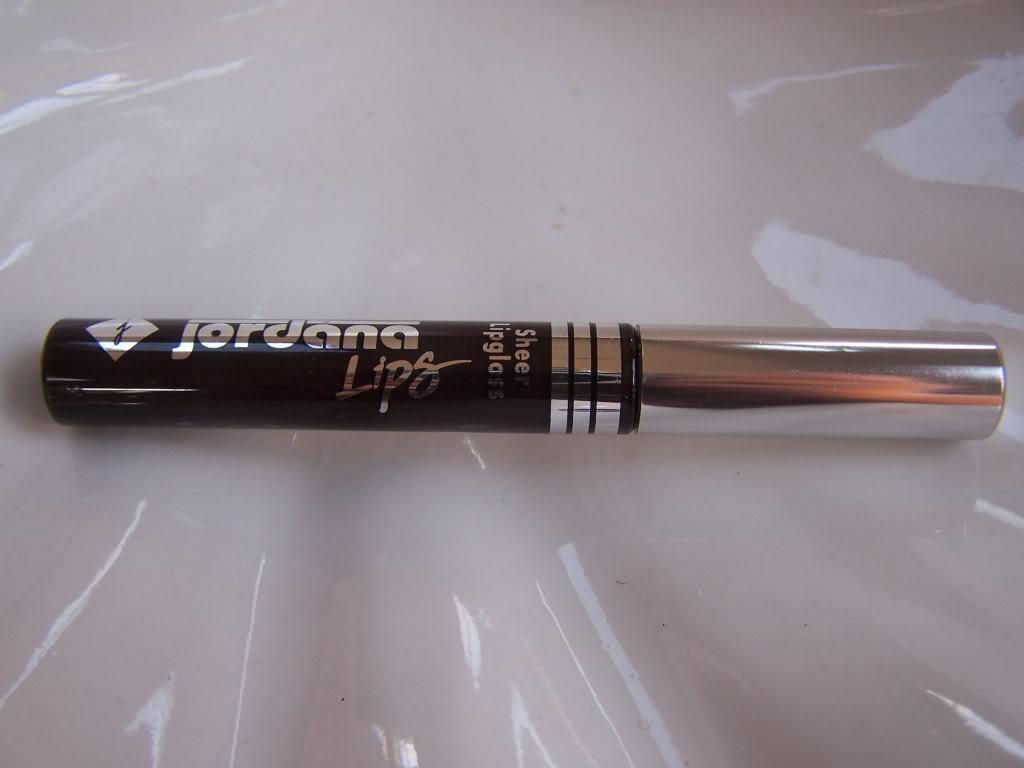 Jordana Lips Sheer Lip Gloss 20 Brownie