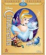 Cinderella (Three Disc Diamond Edition: Blu-ray... - $60.00