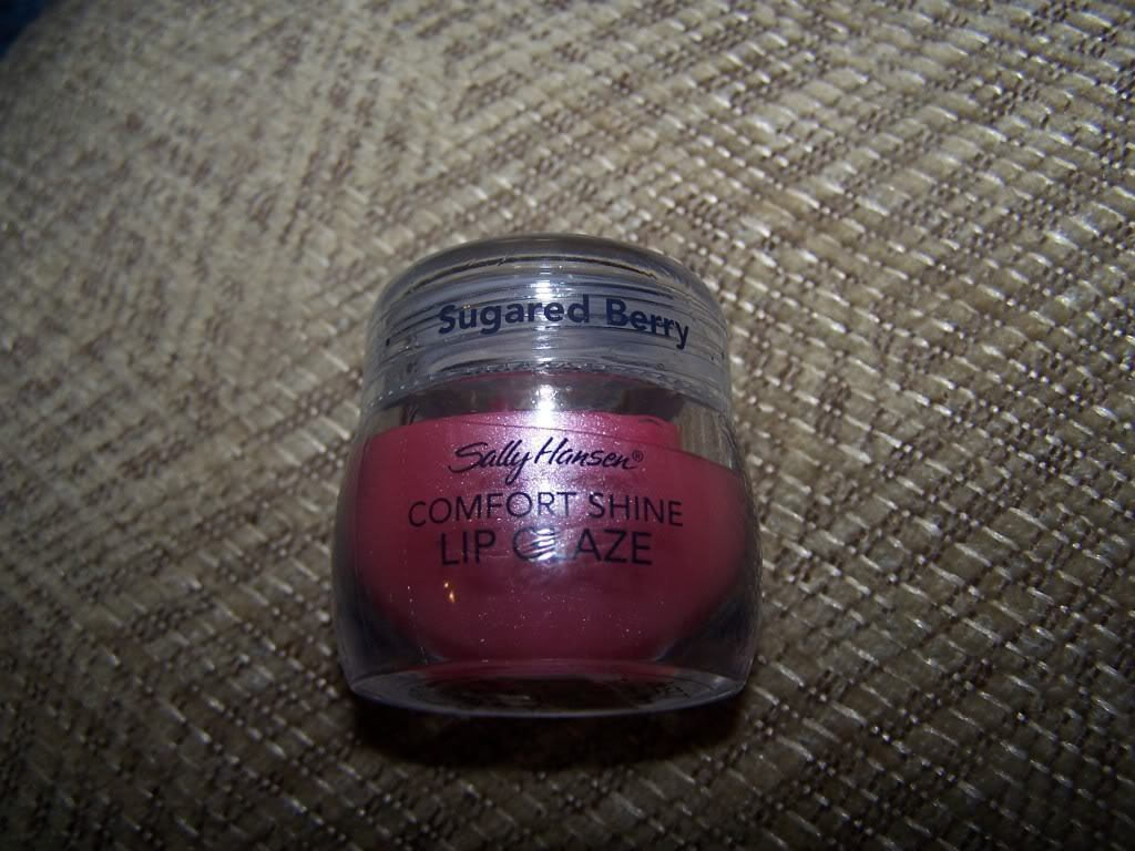 Primary image for Sally Hansen Comfort Shine Lip Glaze gloss 6652-70 Sugared Berry