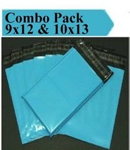 2.5 Mil 2-1000 9x12 10x13 ( Blue ) Combo Color Poly Mailers Boutique Bags - $1.48+