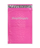 1-500 #000 Poly ( Pink ) Color Bubble Padded Bubble Envelopes Mailers 4 X 8 - $0.98 - $69.29
