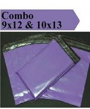 2.5 Mil 2-1000 9x12 10x13 ( Purple ) Combo Color Poly Mailers Boutique Bags - $1.48+