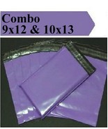 2.5 Mil 2-1000 9x12 10x13 ( Purple ) Color Poly Mailers Boutique Fast Sh... - $1.49+