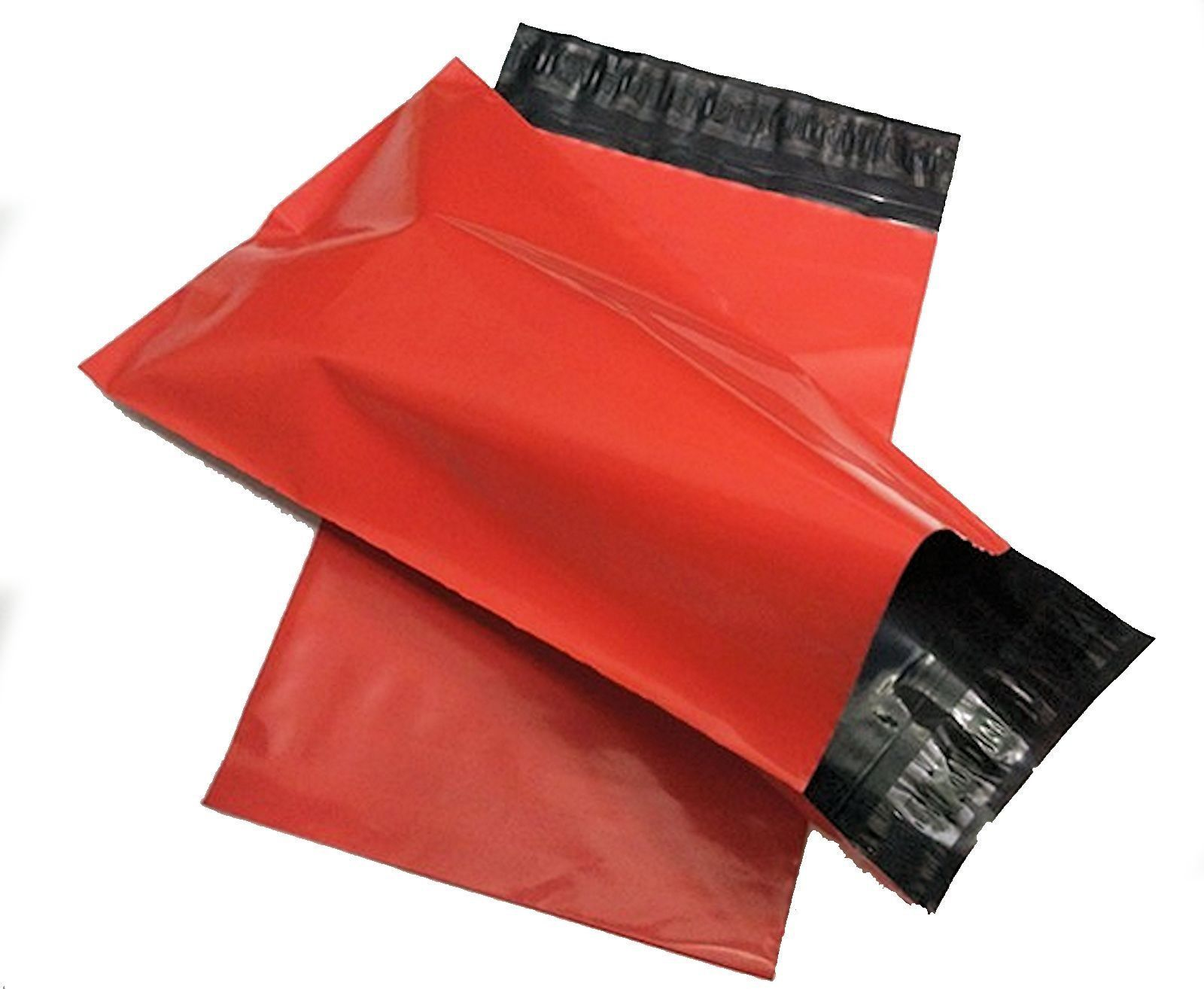 2-1000 9x12 ( Blue & Red ) Color Poly Mailers Ship Boutique Bags Fast Shipping