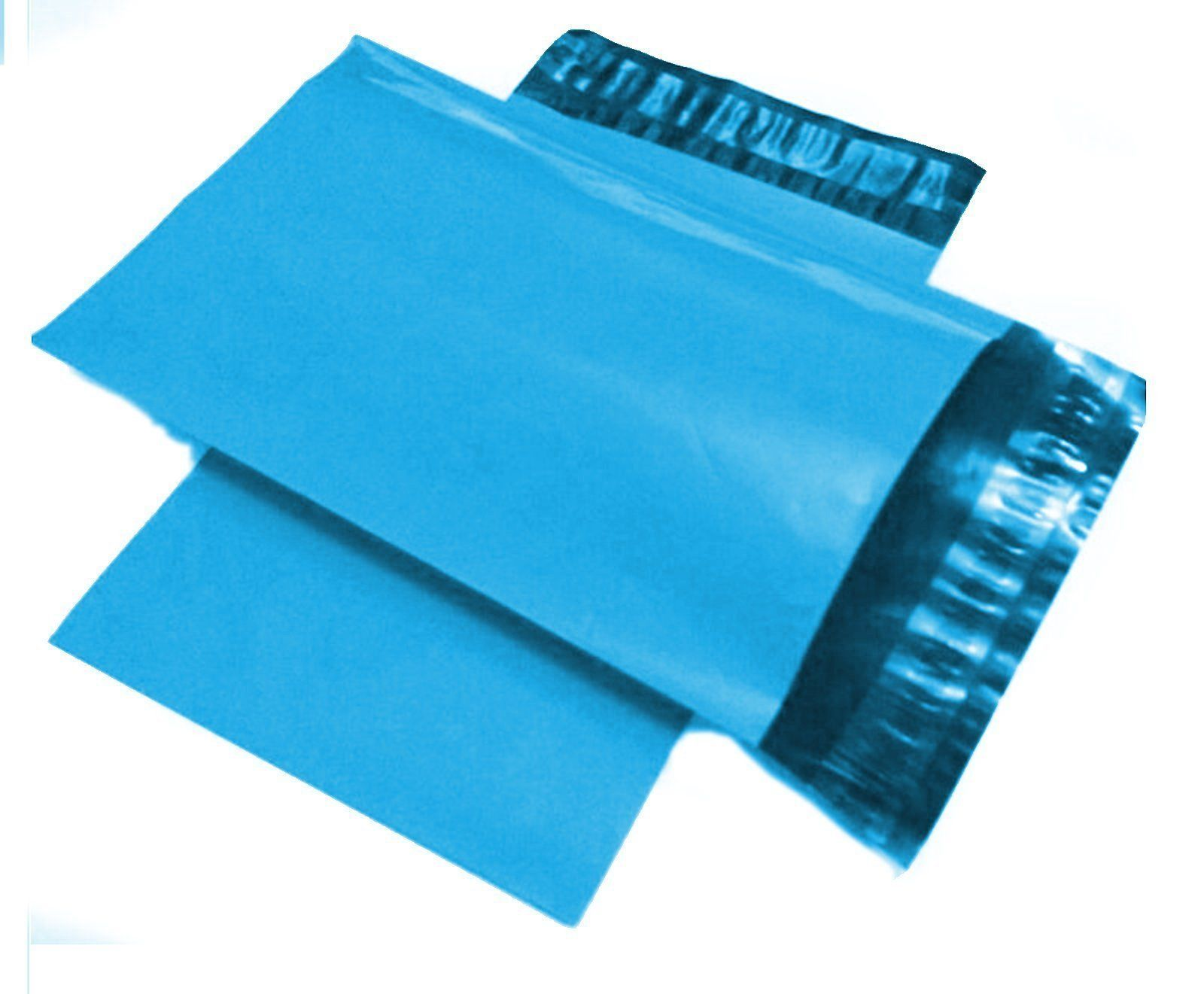 2-1000 6x9 ( Blue & Red ) Color Poly Mailers Ship Boutique Bags Fast Shipping