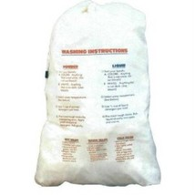 Cotton Laundry Bag with Washing Instructions New Fun To Use - $11.51