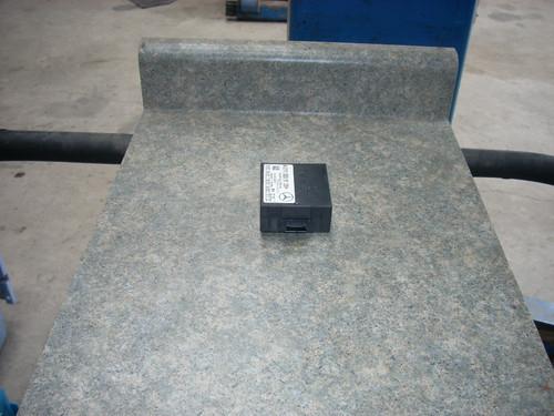 2006 MERCEDES S430 ANTI-THEFT MODULE 2118209126