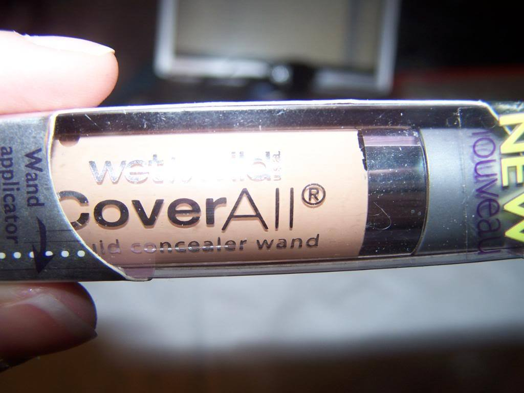 Wet n Wild Cover All Liquid Concealer 814 Beige