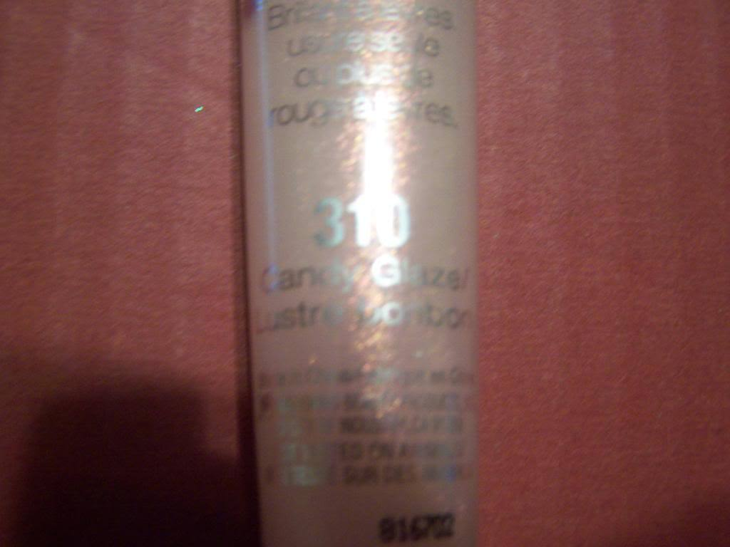 Wet n Wild Glassy Gloss Lip Gel 310 Candy Glaze lipgloss - $5.35