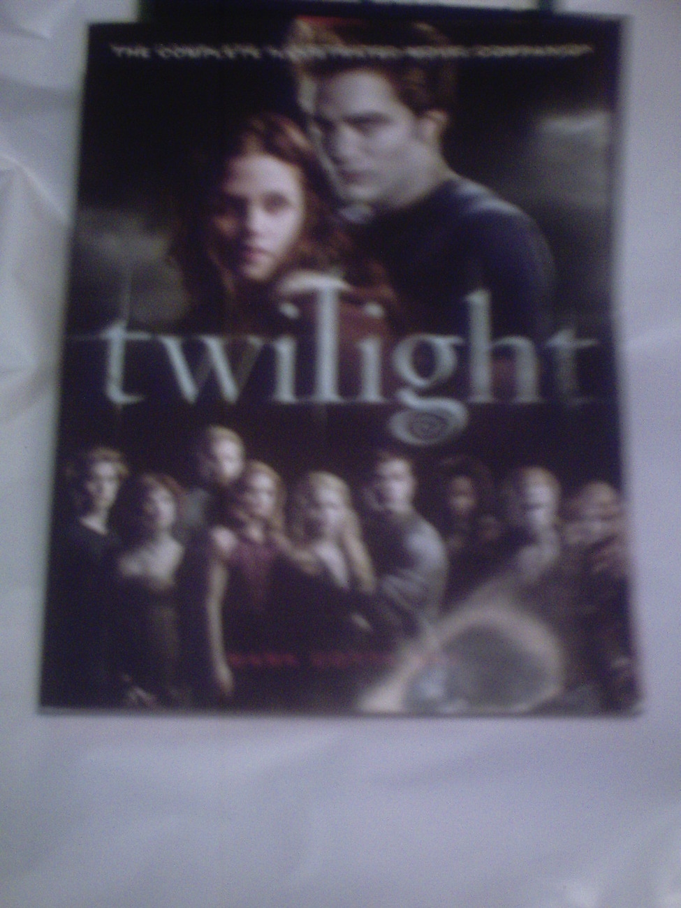 Twilight (The Complete Illustrated Movie Companion)