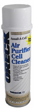 Oreck Air Purifier Cell Cleaner (19oz Can) - $15.25