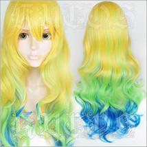 Kobayashi-san Chi no Maid Dragon Quetzalcohuatl Cos Wig + Free Wig Cap - $27.99