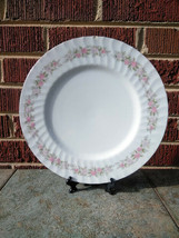 """One Dansico Teahouse Rose 10 1/4"""" Dinner Plate Fine China of Japan - $1.99"""