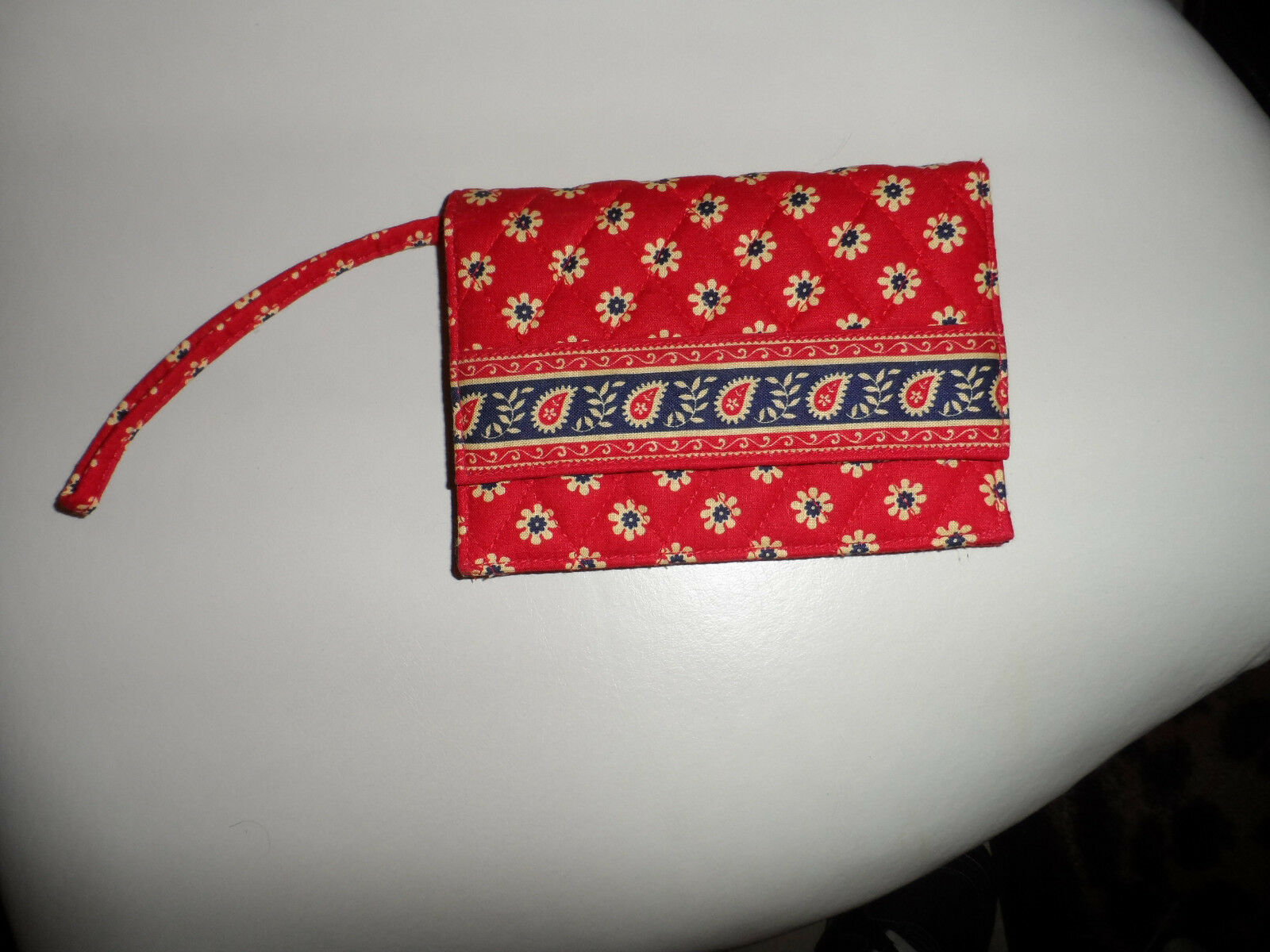 Vera Bradley Old Style Wristlet With Room And 50 Similar Items