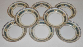 Set of 8 Charles Ahrenfeldt Limoges France MONT... - $49.49