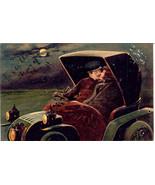 Stealing a Kiss Paul Finkenrath of Berlin 1906 Post Card - £5.07 GBP