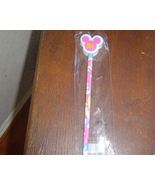 New, Minnie Mouse Pencil with Mouse Ears Eraser   - $2.00