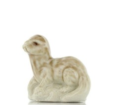 Wade Whimsies Porcelain Miniature American Otter